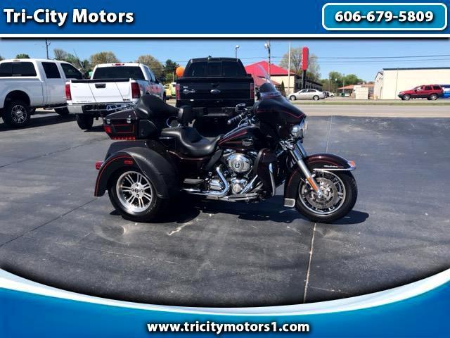 2011 Harley-Davidson Trike