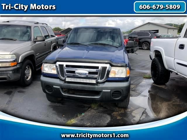 2008 Ford Ranger XLT 4WD