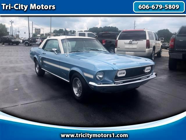 1968 Ford Mustang High Country