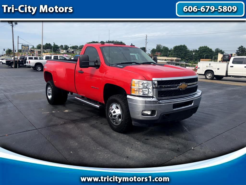 2013 Chevrolet Silverado 3500HD LT Regular Cab 4WD