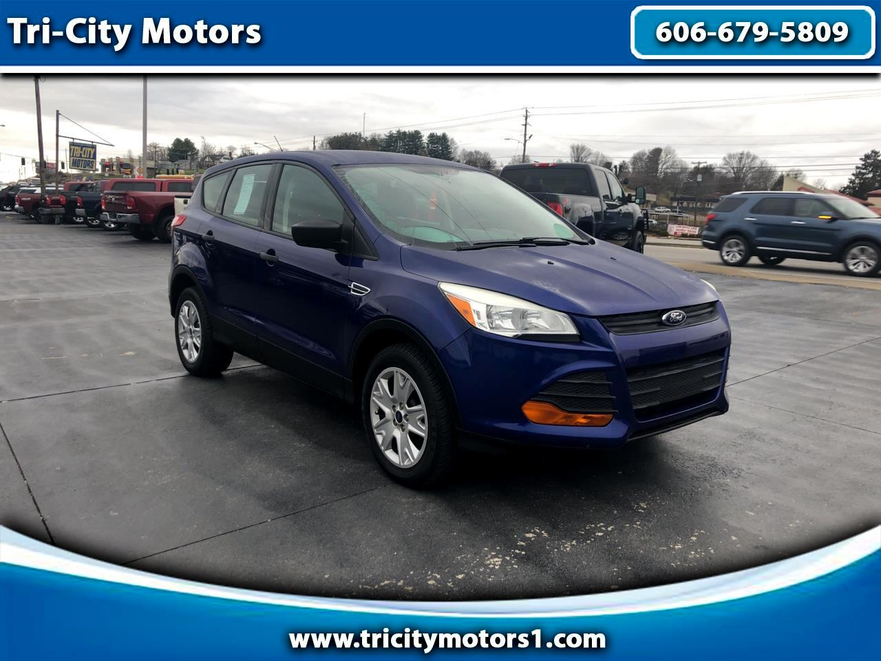 Ford Escape S FWD 2013