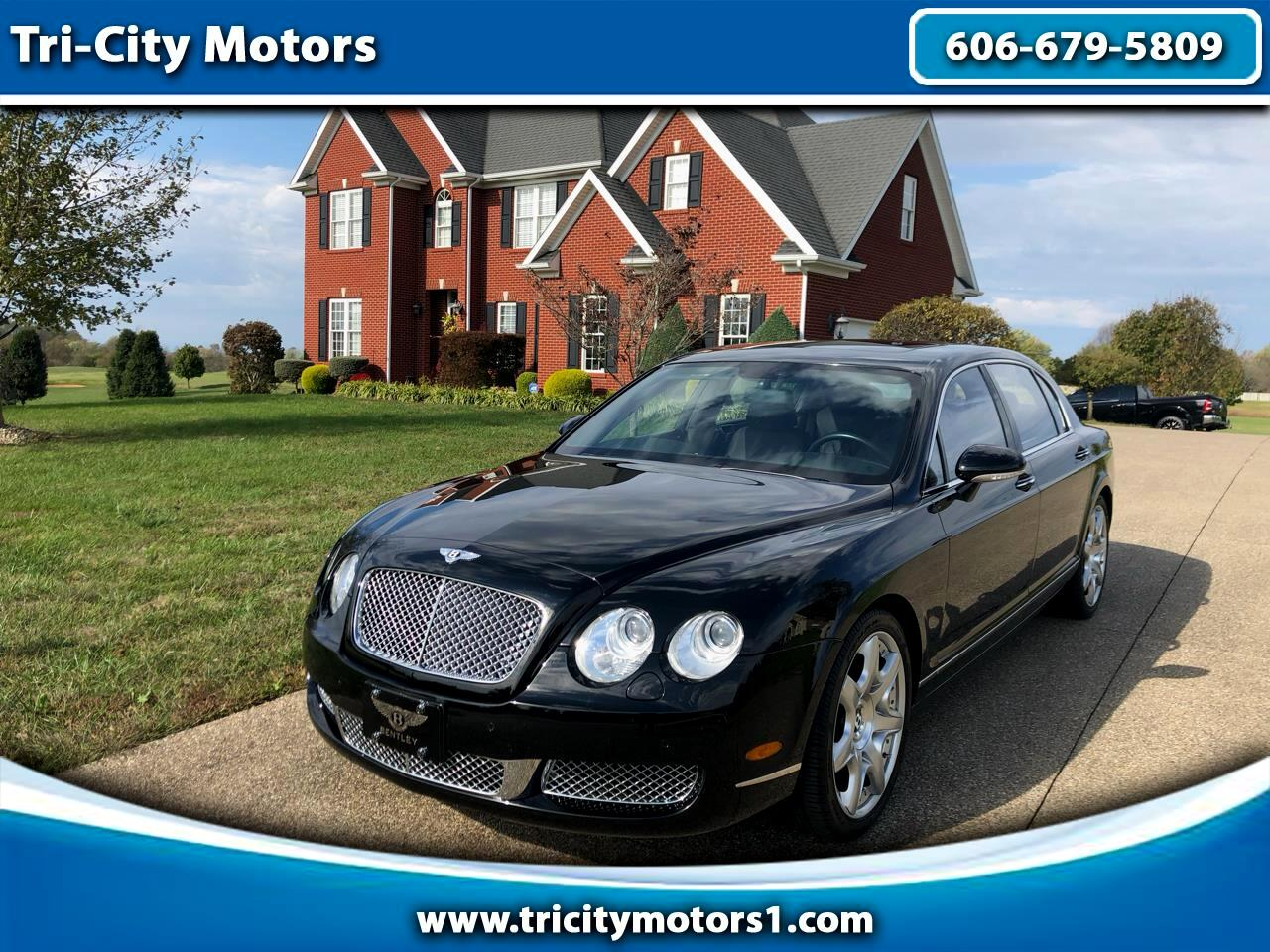 Bentley Continental Flying Spur Sedan 2007