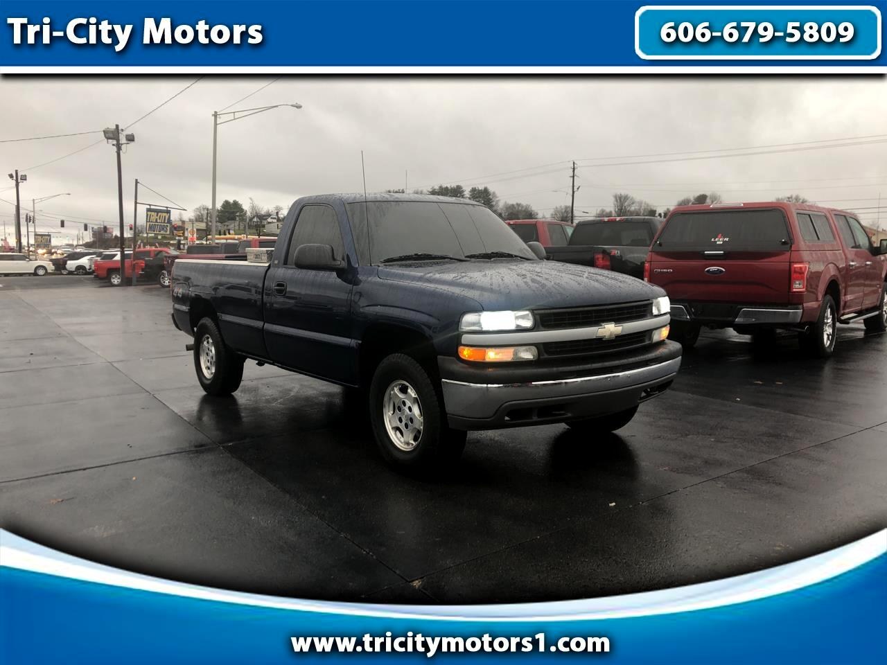 Chevrolet Silverado 1500 Long Bed 4WD 2002