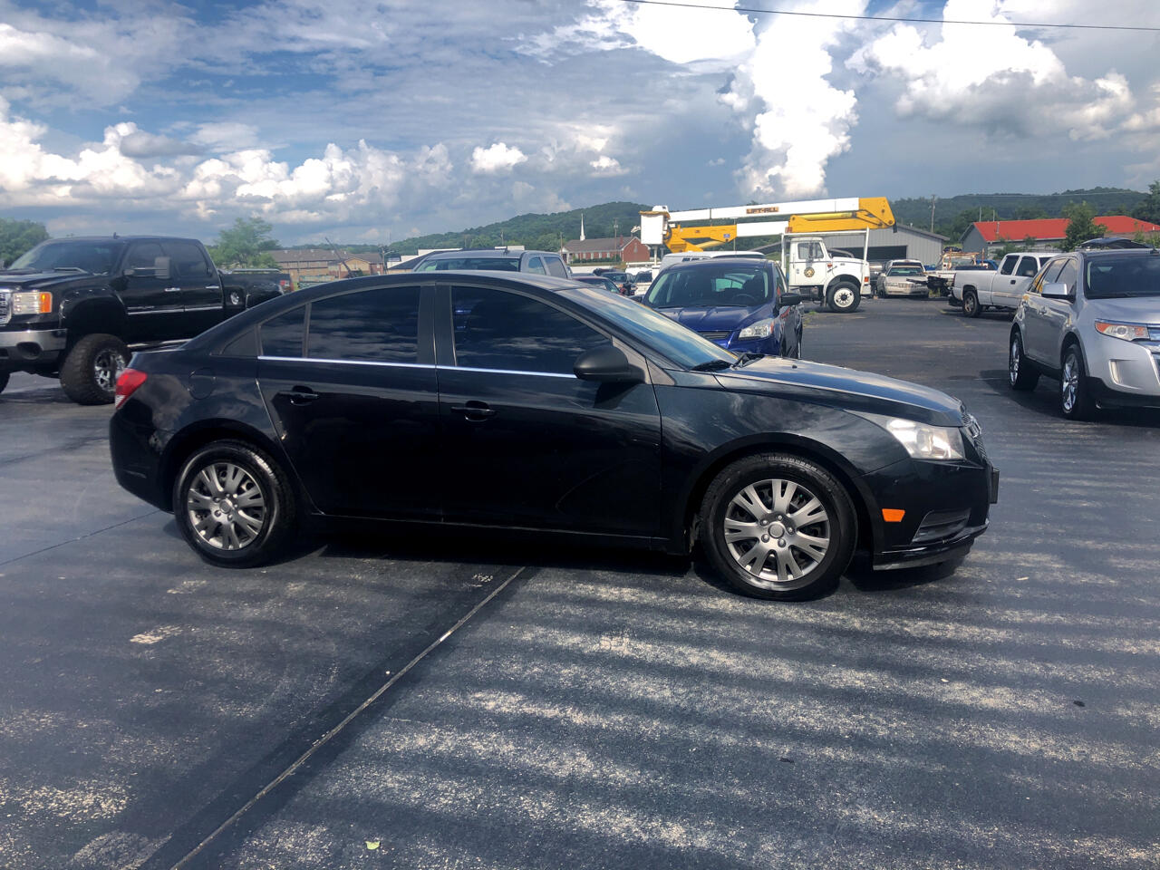 Chevrolet Cruze 4dr Sdn LS 2011