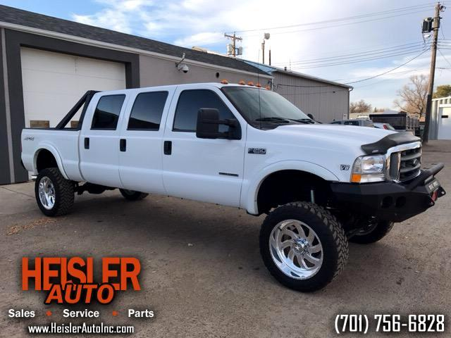 1999 Ford F-250 SD XLT Crew Cab Short Bed 4WD