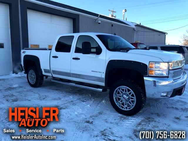 2009 Chevrolet Silverado 2500HD Crew Cab Short Bed 4WD