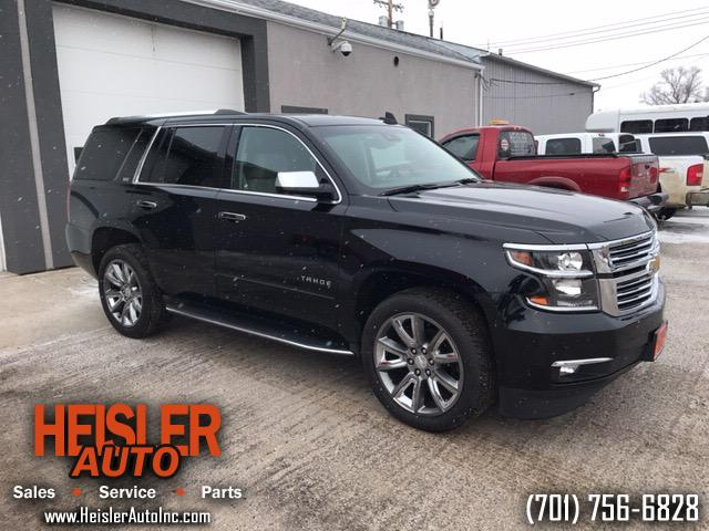 2015 Chevrolet Tahoe LTZ 4WD for sale VIN: 1GNSKCKC2FR573814