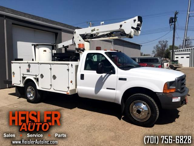 2000 Ford F-450 SD Regular Cab 4WD DRW