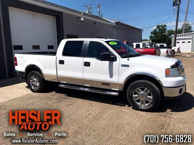 "2008 Ford F-150 4WD SuperCrew 145"" XLT"