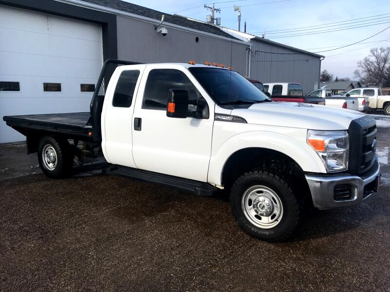 2015 Ford F-250 SD XL SuperCab LWB 4WD