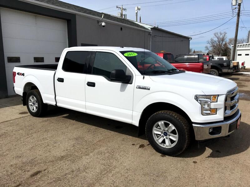 2017 Ford F-150 XLT 4WD SuperCrew 6.5' Box for sale VIN: 1FTFW1EFXHKD35603