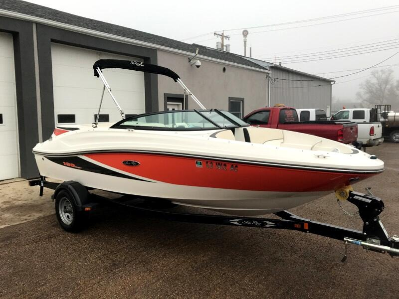 2013 Sea Ray 190 Sport Base