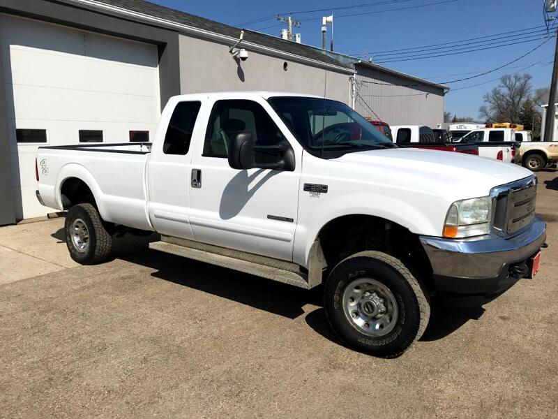 2002 Ford F-350 SD XLT SuperCab Long Bed 4WD