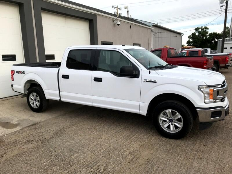 Ford F-150 SuperCrew 4WD 2018