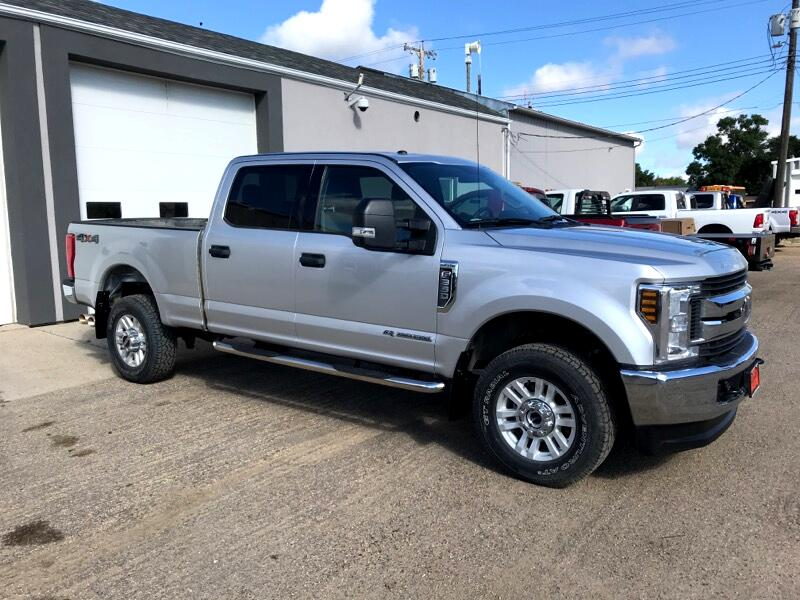 2018 Ford F-350 SD Crew Cab 4WD