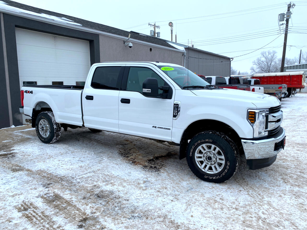 Ford F-350 SD XLT Crew Cab Long Bed 4WD 2019