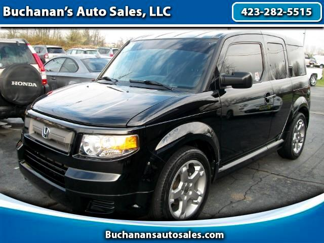 2007 Honda Element SC FWD AT