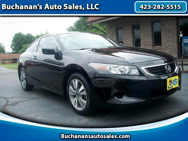 2008 Honda Accord EX coupe AT
