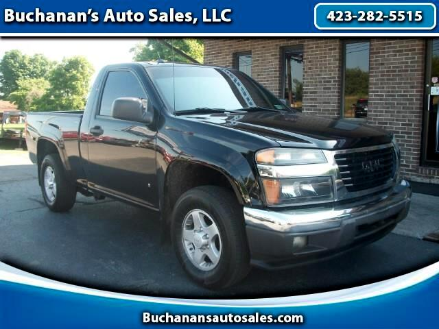 2008 GMC Canyon 4wd