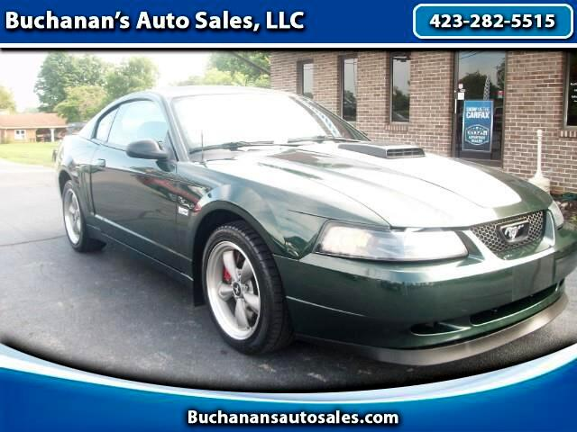 2001 Ford Mustang 2dr Cpe GT Bullitt Edition