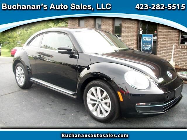2014 Volkswagen Beetle 2.0 Turbo Diesel