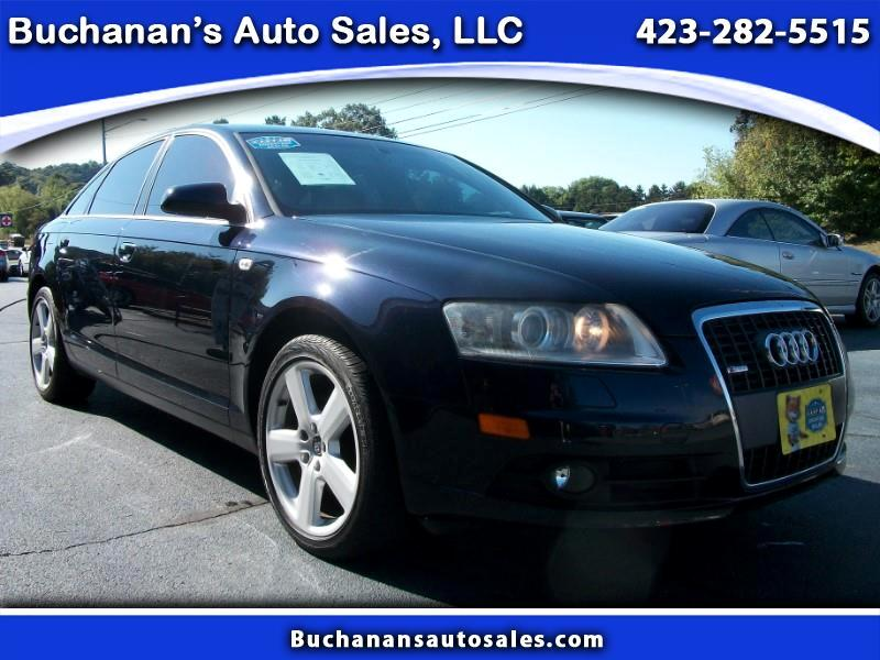 2008 Audi A6 3.2 quattro with Tiptronic