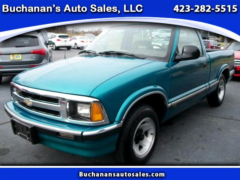 Chevrolet S10 Pickup Reg. Cab Short Bed 2WD 1994