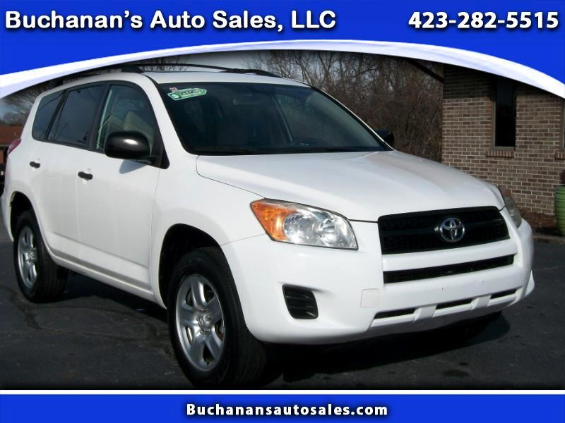 Toyota RAV4 Base I4 4WD with 3rd Row 2010