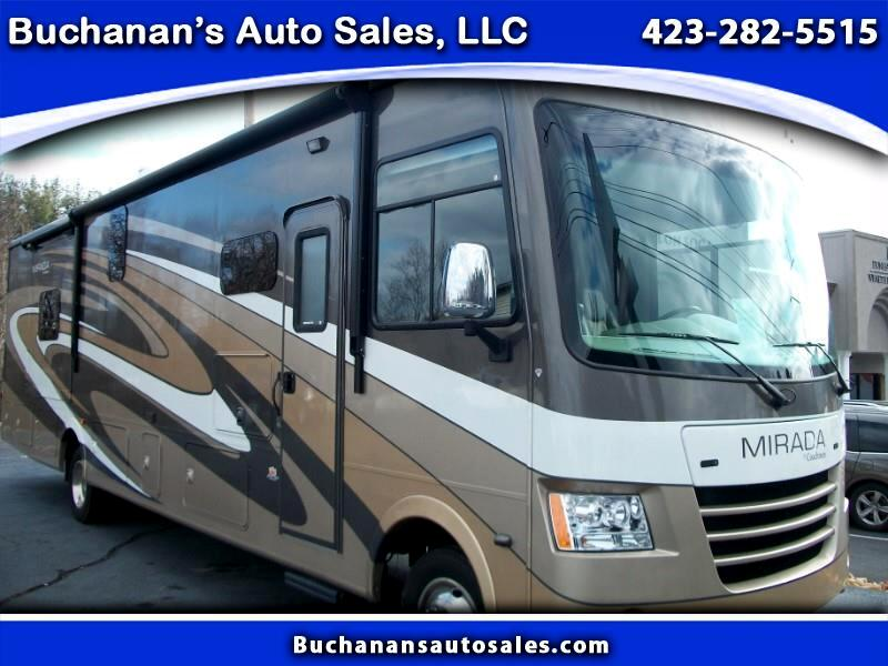Ford Class A Motorhome Chassis  2016