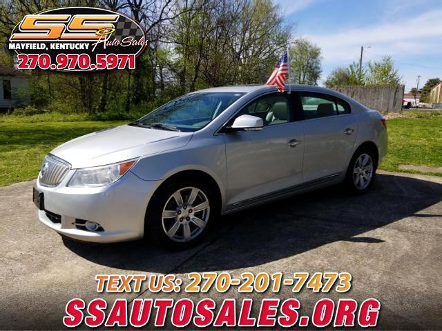 2010 Buick LaCrosse 4dr Sdn CXL 3.0L AWD