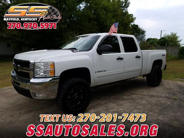 2009 Chevrolet Silverado 2500HD HEAVY DUTY LT