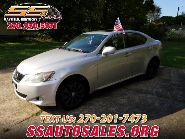 2006 Lexus IS 250 4dr Sport Sdn Auto AWD