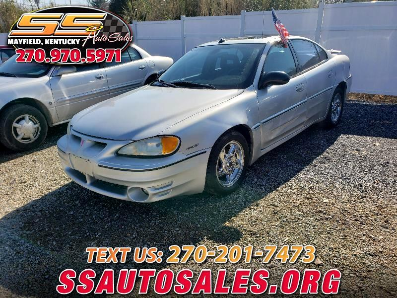 2003 Pontiac Grand Am 4dr Sdn GT1
