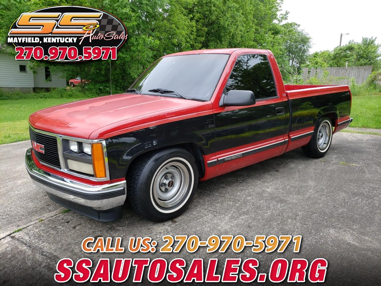 GMC Sierra C/K 1500 Reg. Cab 6.5-ft. Bed 2WD 1988