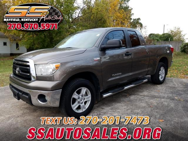 2010 Toyota Tundra Dbl 5.7L FFV V8 6-Spd AT (Natl)