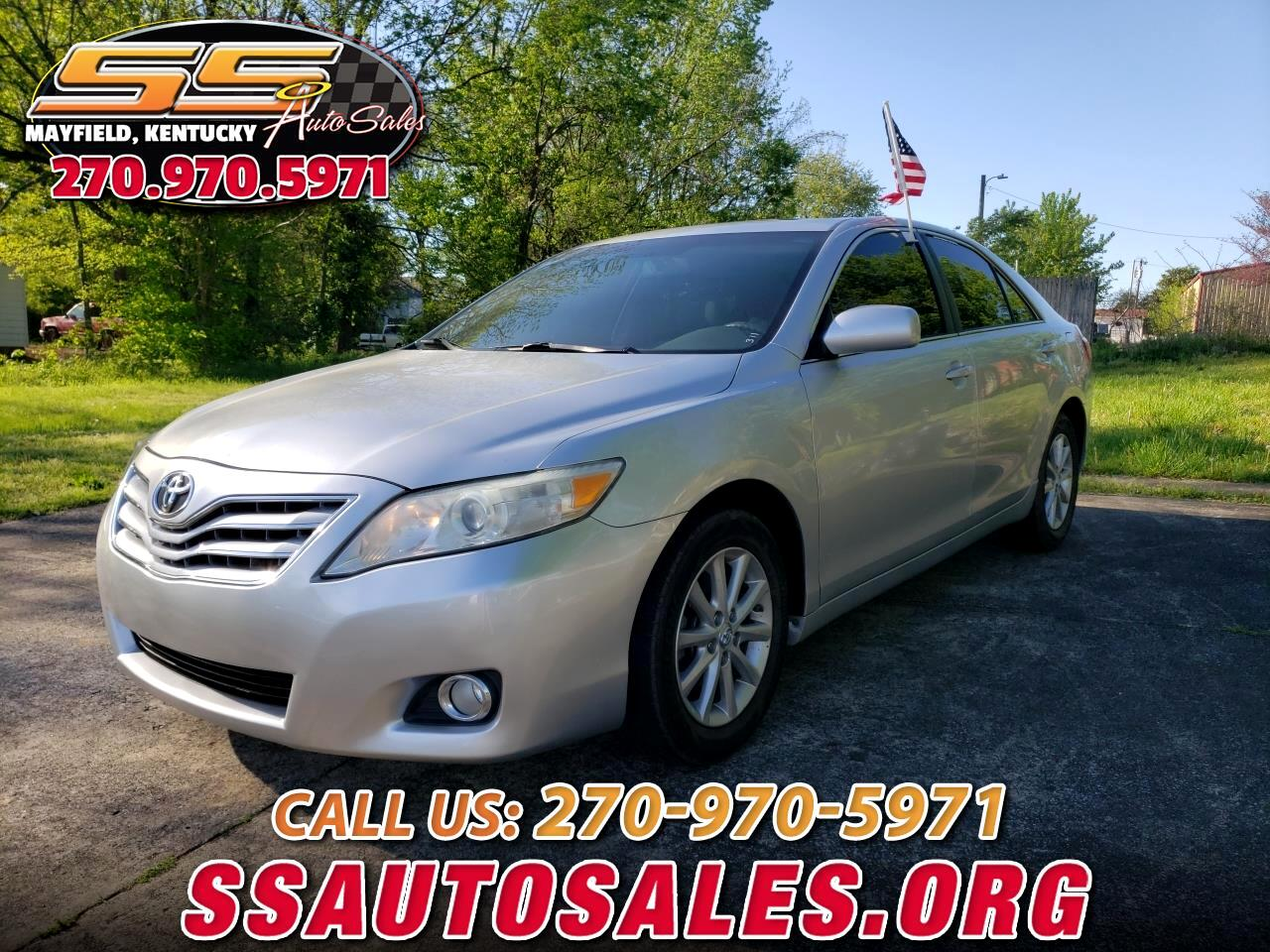 2011 Toyota Camry 2014.5 4dr Sdn I4 Auto XLE (Natl)