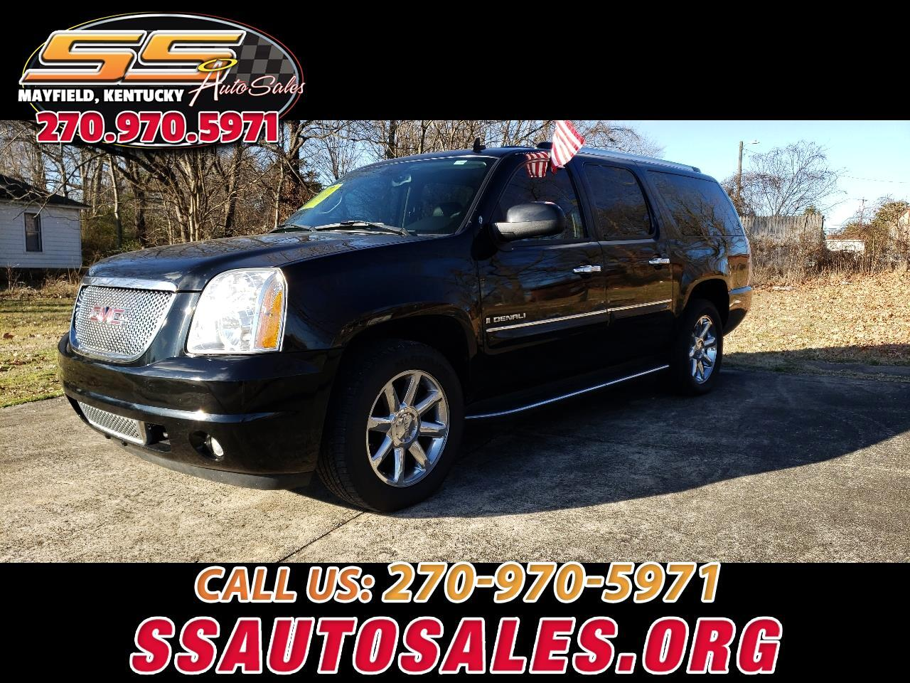 Used 2007 Gmc Yukon Xl Denali Awd 4dr 1500 For Sale In Mayfield Ky