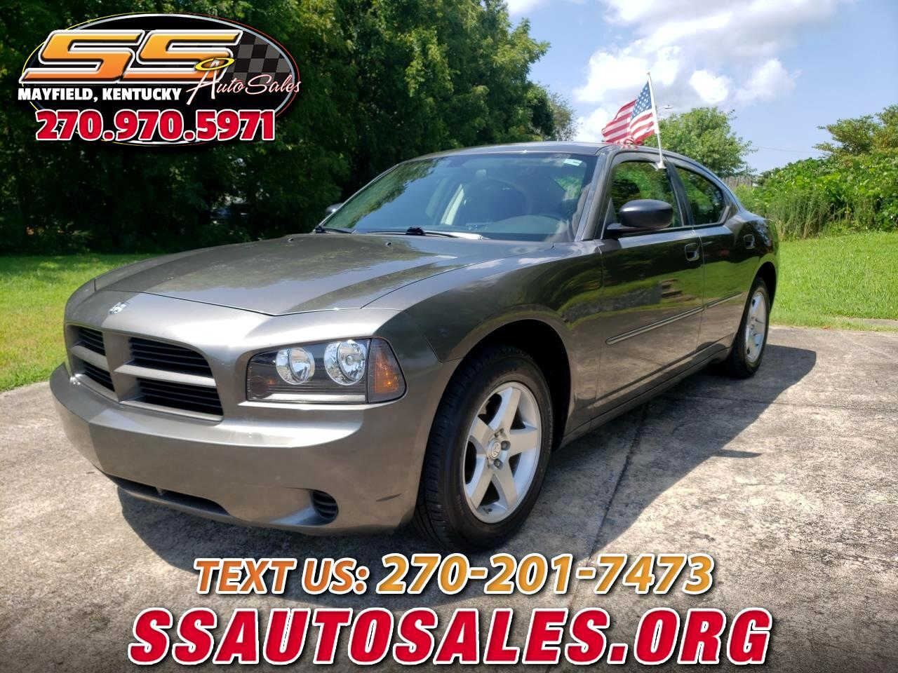 2009 Dodge Charger 4dr Sdn SE RWD