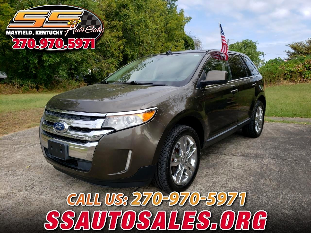 2011 Ford Edge 4dr Limited AWD