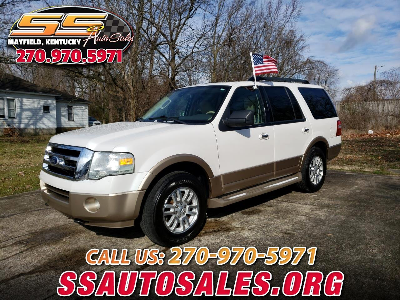 "Ford Expedition 119"" XLT 4WD 2011"