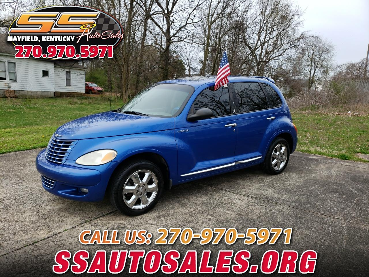 Chrysler PT Cruiser 4dr Wgn Limited 2005