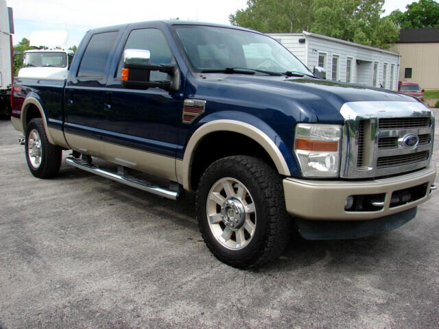 2008 Ford F-250 SD KING RANCH CREWCAB SHORTBED