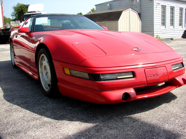 1992 Chevrolet Corvette 1LZ Z06 Coupe Manual