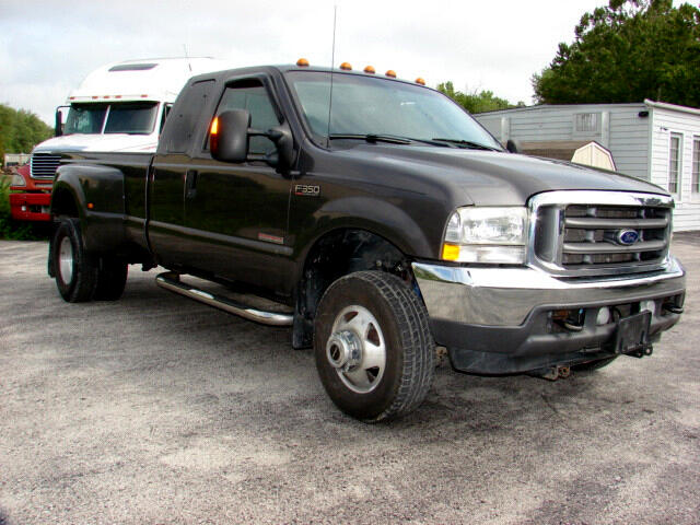 2003 Ford F-350 SD LARIAT CREWCAB 4X4 DULLY 4X4