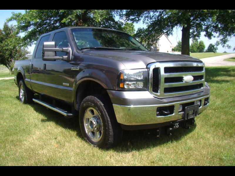 2007 Ford F-250 SD LARIAT CREWCAB 4X4 BULLIT PROOF HEAD STUDS