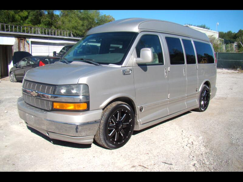 2006 Chevrolet Express HIGH TOP CONVERSION VAN