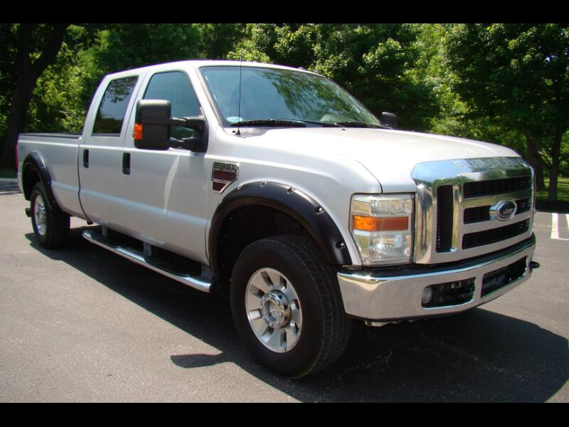 Ford F-250 SD Lariat Crew Cab Long Bed 4WD 2009