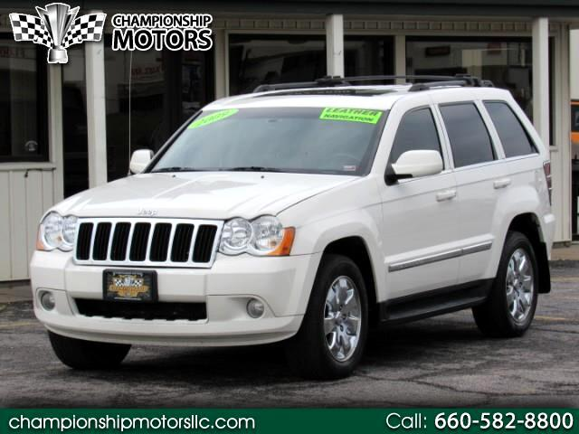 2009 Jeep Grand Cherokee 4WD 4dr Limited