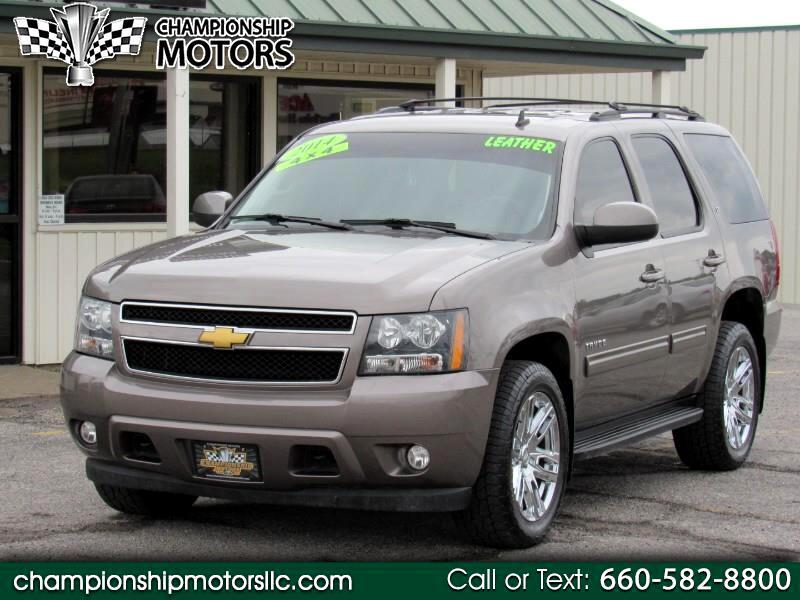 2014 Chevrolet Tahoe 4WD 4dr LT