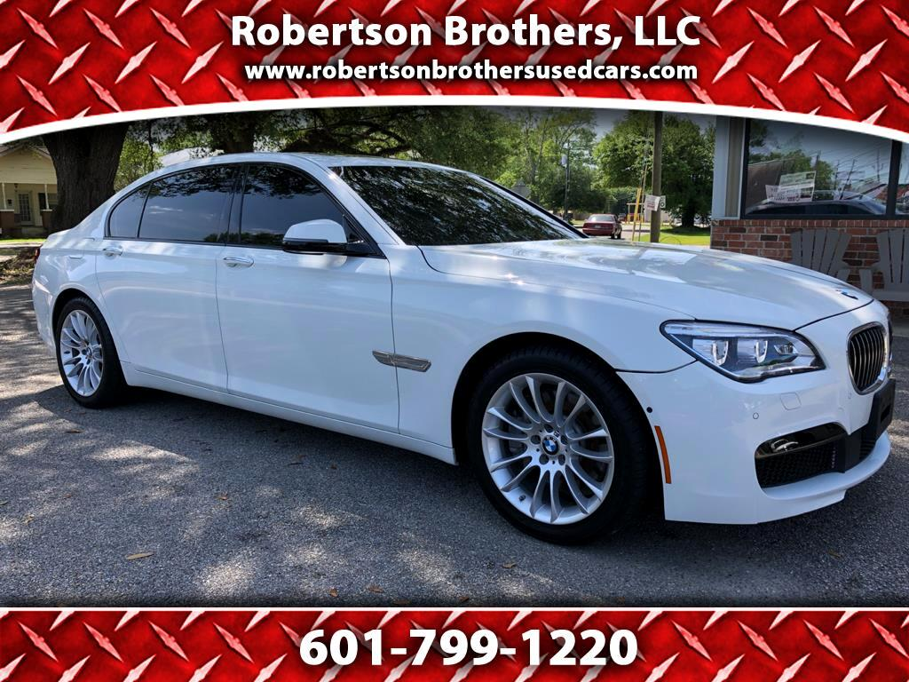 BMW 7-Series 750Li xDrive 2015